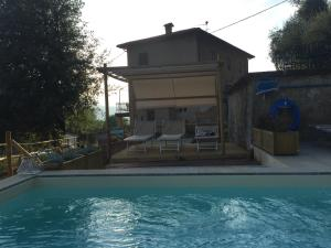 Alle Vignole, Bed and Breakfasts  Coreglia Antelminelli - big - 34