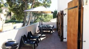 La Villa De Port-Miou, Appartamenti  Cassis - big - 20