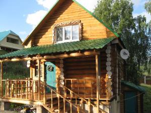Teremok v Gorah, Dovolenkové domy  Novoabzakovo - big - 42