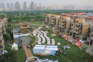 Green Park Villa Hotel Tianjin