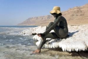 Nadia Hosting Dead Sea, Lodge  Neve Zohar - big - 37