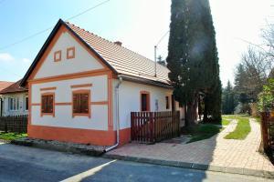 Chata Hétmérföldes Vendégház Szaknyér Maďarsko