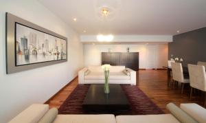Luxury Condo Close To Larcomar, Apartments  Lima - big - 1