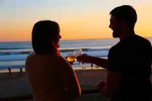 Shoreline Inn...on the beach, Hotely  Cayucos - big - 5