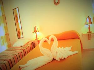 Maya Vacanze Macao, Ferienwohnungen  Playa del Carmen - big - 16