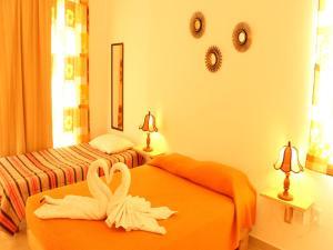 Maya Vacanze Macao, Ferienwohnungen  Playa del Carmen - big - 6