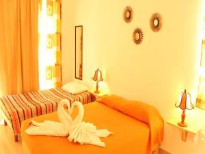 Maya Vacanze Macao, Ferienwohnungen  Playa del Carmen - big - 28