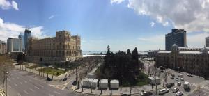 AZADLIG Street 3, Ferienwohnungen  Baku - big - 34
