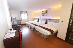 Hua Don Hotel, Hotely  Jian - big - 34