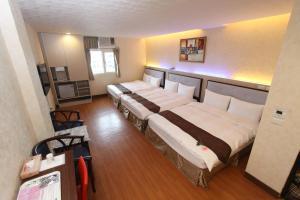 Hua Don Hotel, Hotely  Jian - big - 4