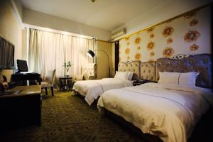 D6 Hotel (Chengdu South Railway Station), Hotels  Chengdu - big - 20
