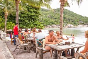 Crystal Bay Yacht Club Beach Resort, Hotely  Lamai - big - 144