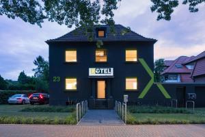 Xotel, Отели эконом-класса  Ксантен - big - 1