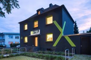 Xotel, Gazdaságos szállodák  Xanten - big - 24