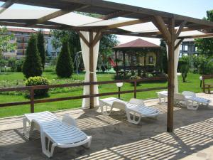 Chateau Aheloy, Apartmánové hotely  Aheloy - big - 127