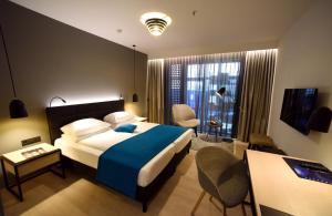 Radisson Blu Hotel, Mannheim, Hotely  Mannheim - big - 2