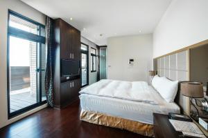 CK Serviced Residence, Апартаменты  Тайбэй - big - 20