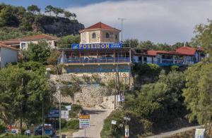 Castello Panorama, Ferienwohnungen  Keríon - big - 84