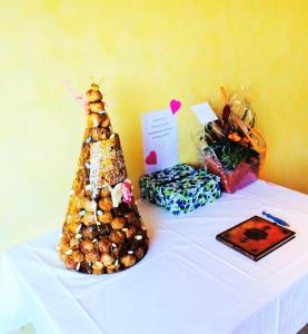 Ségala Plein Ciel, Hotels  Baraqueville - big - 38
