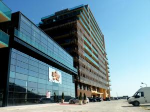 Galaxy Apartment, Apartments  Braşov - big - 16