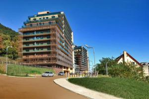 Galaxy Apartment, Apartments  Braşov - big - 37