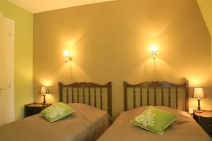 Moulin De Coet Diquel, Отели типа «постель и завтрак»  Bubry - big - 52