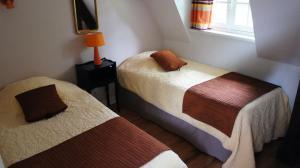 Moulin De Coet Diquel, Отели типа «постель и завтрак»  Bubry - big - 33