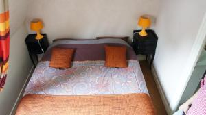 Moulin De Coet Diquel, Отели типа «постель и завтрак»  Bubry - big - 32