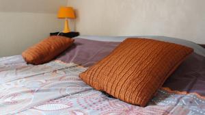 Moulin De Coet Diquel, Отели типа «постель и завтрак»  Bubry - big - 31
