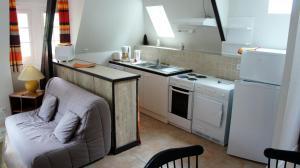 Moulin De Coet Diquel, Отели типа «постель и завтрак»  Bubry - big - 28