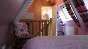 Moulin De Coet Diquel, Отели типа «постель и завтрак»  Bubry - big - 23