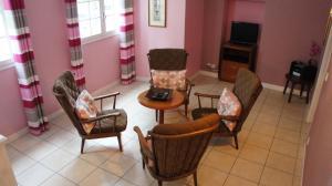 Moulin De Coet Diquel, Отели типа «постель и завтрак»  Bubry - big - 10
