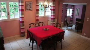 Moulin De Coet Diquel, Отели типа «постель и завтрак»  Bubry - big - 8