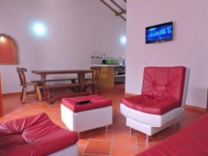 Apartahotel La Gran Familia, Apartmanhotelek  Villa de Leyva - big - 15