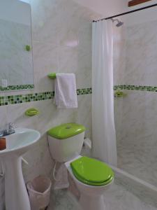 Apartahotel La Gran Familia, Apartmanhotelek  Villa de Leyva - big - 16