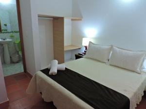 Apartahotel La Gran Familia, Apartmanhotelek  Villa de Leyva - big - 17