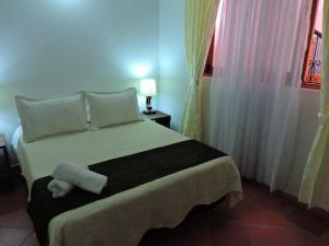 Apartahotel La Gran Familia, Apartmanhotelek  Villa de Leyva - big - 61