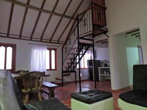 Apartahotel La Gran Familia, Apartmanhotelek  Villa de Leyva - big - 58