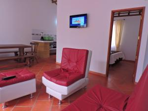 Apartahotel La Gran Familia, Apartmanhotelek  Villa de Leyva - big - 56