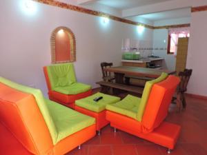 Apartahotel La Gran Familia, Apartmanhotelek  Villa de Leyva - big - 19