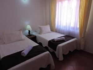 Apartahotel La Gran Familia, Apartmanhotelek  Villa de Leyva - big - 55