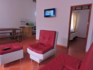 Apartahotel La Gran Familia, Apartmanhotelek  Villa de Leyva - big - 21