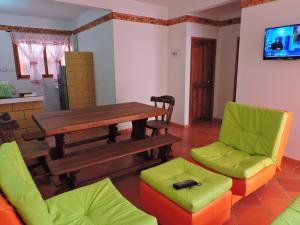 Apartahotel La Gran Familia, Apartmanhotelek  Villa de Leyva - big - 26