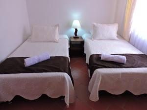 Apartahotel La Gran Familia, Apartmanhotelek  Villa de Leyva - big - 37