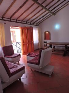 Apartahotel La Gran Familia, Apartmanhotelek  Villa de Leyva - big - 36