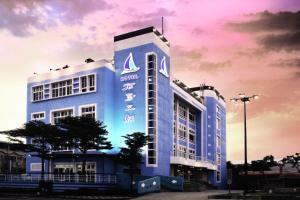 Ocean Hotel, Szállodák  Putaj - big - 24