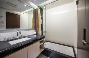 CK Serviced Residence, Апартаменты  Тайбэй - big - 17