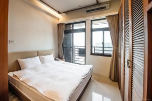 CK Serviced Residence, Апартаменты  Тайбэй - big - 15