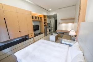 CK Serviced Residence, Апартаменты  Тайбэй - big - 1
