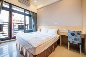 CK Serviced Residence, Апартаменты  Тайбэй - big - 2
